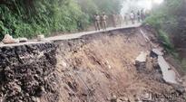 Northeast India landslide kills 16