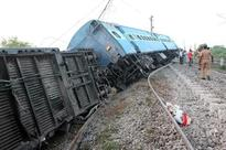 Derailment of coach: Railways start inquiry