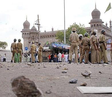 Verdict on Mecca Masjid blast case today