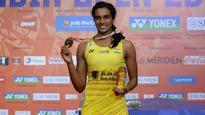 Badminton ace PV Sindhu bags 'Sportsperson of the Year' award