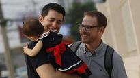 Gay couple win surrogacy fight
