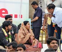 TS headed for political vacuum: Sangma