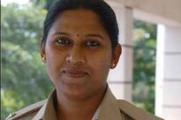 Karnataka DSP Anupama Shenoy Returns to Bellary