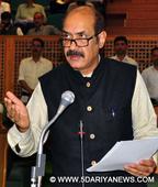 Selection of 207 Class-IV posts sub-judice: Syed Basharat Bukhari