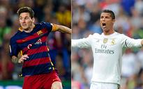 Real Madrid coach says Ronaldo tops Messi
