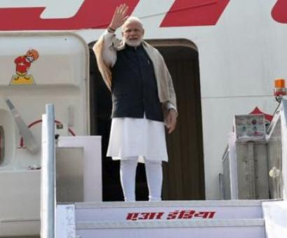 Pak bills Rs 2.86 lakh as route navigation charges on PM Modi's flights