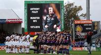 Anthony was the embodiment of Munster Rugby and dedicated his life to the game he loved