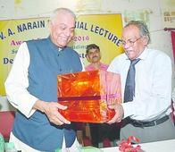 Pak talks off Yashwant table