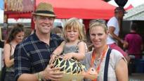 Zara and Mike Tindall expecting second child