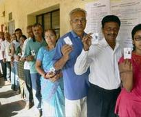 Brisk polling in Karnataka, 60 per cent turnout till 5 pm