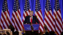 Donald Trump suggests Russia deal on nuclear arms, sanctions