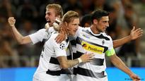 Champions League: Gladbach look to build on first-leg win to reach group stage