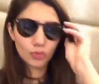 WATCH: Mahira Khan grooves to Katrina Kaif's 'Kala Chashma'