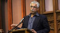 Retired taxi union leader Ejaz Butt now drives for Uber in Hamilton