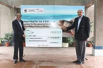 Smart Chip Pvt. Ltd. partners with WWF-India to help conserve olive ridley turtles in Odisha