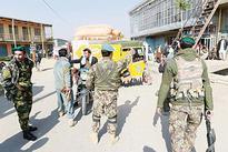 Blast inside US base kills 4  Afghan parliament sacks 3 ministers