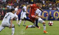 Chile storms into Copa final