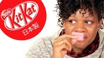 Kit Kat releases its most bizarre candy bar flavor yet