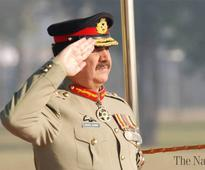 Pakistani security forces valiantly fought terrorists upfront: COAS