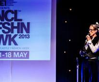 A fab time opening NE1's Newcastle Fashion Week...