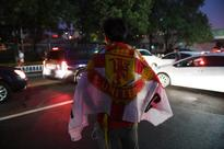 Manchester derby in China canned over weather