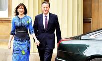 Cameron buys wife SR8,000 car