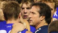 Western Bulldogs v Geelong Cats: Leigh Matthews baffled by Dogs' sleepover