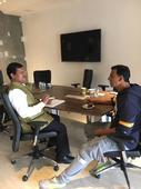 Check out: Akshay Kumar and Twinkle Khanna meet the real PadMan Arunachalam Muruganantham