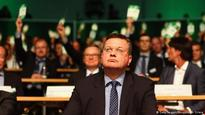 Grindel becomes new DFB president