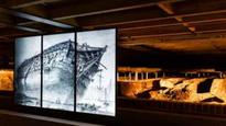 Hidden warship timbers go on show