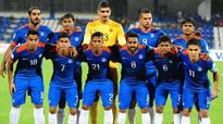 India achieve highest FIFA ranking in six years
