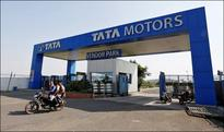 Tata Motors on trip down south on disappointing results