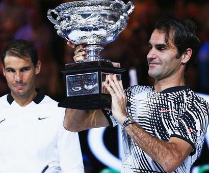 Roger Federer claims Australian Open crown