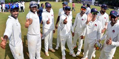 Mumbai in must-win match against minnows Tripura