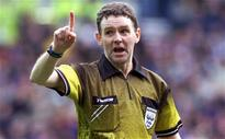 Scot Dallas in charge of Cyprus referees