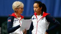 Keothavong names GB's Fed Cup squad