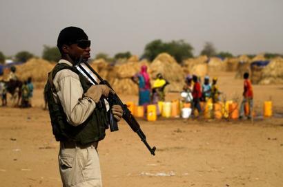 100 killed as Nigerian jet 'mistakenly' bombed refugee camp