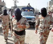 Rangers arrest five suspected BLA members from Sindh