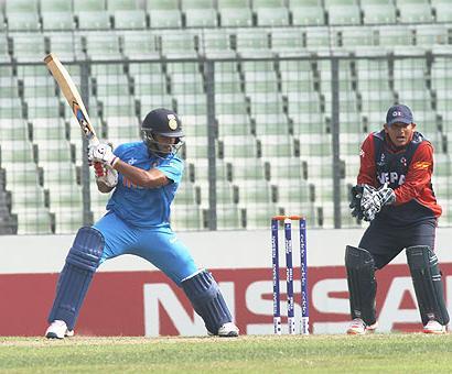 U-19 World Cup: Record-breaking Pant helps India maintain winning run