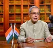 Mukherjee recalls Indian support to China's UN membership