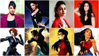 Super Sheroes: From Priyanka Chopra as Black Widow to Anushka Sharma as Jean Grey