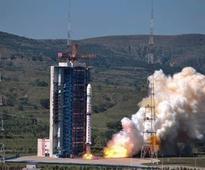 China Launches Maritime Satellite