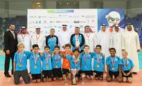 Tickers win local football academy tournament