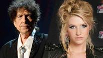 American singers Kesha and Bob Dylan dedicates recreation of classic songs to LGBTQ couples