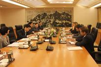Vice Foreign Minister Zhang Yesui Meets with Under-Secretary General Maria Edileuza Fontenele Reis of the Ministry of External Affairs of Brazil