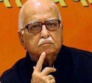 Advani to attend BJP's Vikas Parv celebrations in Gujarat
