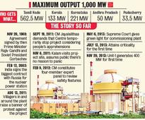 Criticality Attained, k-plant Set to Reduce Generation Gap