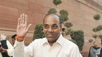 Union Minister Anant Geete says 67% of population in Tripura languishing below poverty line