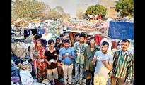 Experts call for ban on forced eviction of slums
