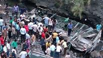 Himachal Pradesh: At least 41 killed, two dozen injured in three road accidents
